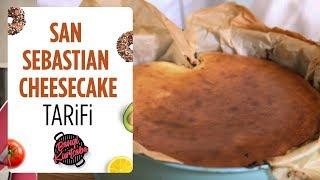 San Sebastian Cheesecake Nasıl Yapılır? | Efsane Kek Tarifi🌟