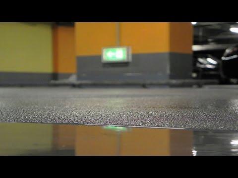 Устройства пола в гаражах, технических и подсобных помещениях // FORUMHOUSE