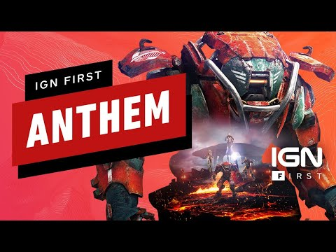 Anthem: 10 Minutes of Hidden Depths Gameplay