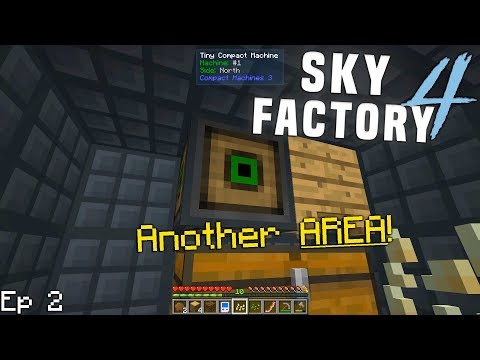 Skyfactory 4 Map