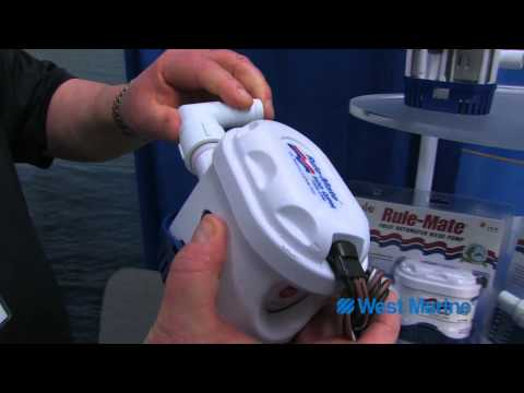 Jabsco Rule-Mate Bilge Pump Mp3