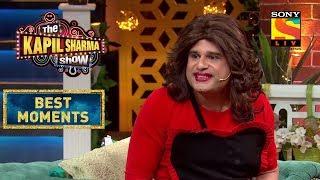 Sapna's 'Rana Sangharsh' Massage   The Kapil Sharma Show Season 2   Best Moments