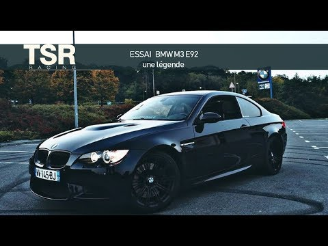 BMW E92 LCI M3 4.0 V8 420ch PACK COMPETITION DKG7