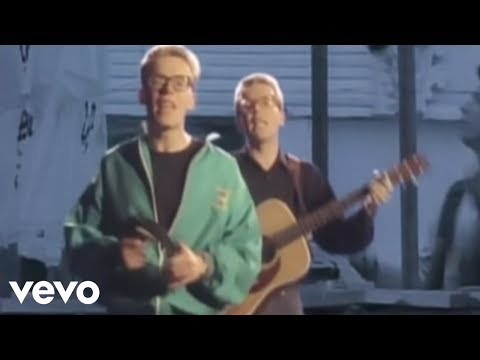 The Proclaimers - I'm Gonna Be (500 Miles) video