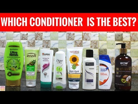 20 Hair Conditioners in India Ranked from Worst to Best