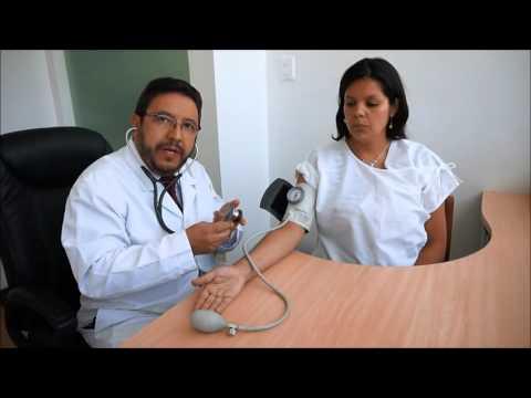 Tratamiento de emergencia de crisis hipertensiva