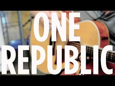 "OneRepublic ""Feel Again"" Live @ SiriusXM // Hits 1"
