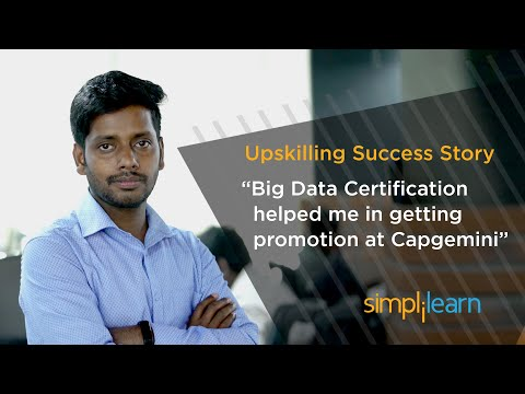 Big Data Certification Helped Me In Getting Promotion At Capgemini ...