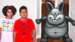 FUNNIEST EASTER BUNNY SKITS - Shiloh and Shasha - Onyx Kids