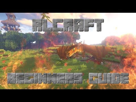 The Hardest Minecraft Modpack You'll Ever Play - RLCraft Beginner's Guide