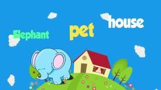 Pets lesson for a kindergarten class