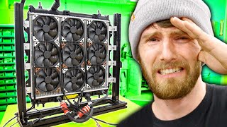 Our Craziest Cooling Project Yet
