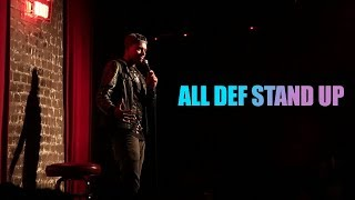 Brandon Broady - I Take Girls Out On Gift Card Dates | All Def Stand Up