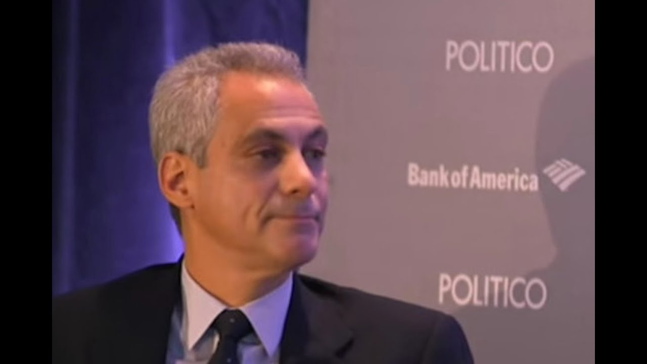 Rahm Emanuel Furious After Vacation Plans Revealed (VIDEO) thumbnail