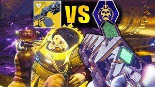 Destiny 2: Sleeper Simulant vs Leviathan Raid!