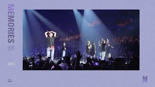 [PREVIEW] BTS (방탄소년단) 'BTS MEMORIES OF 2018' DVD