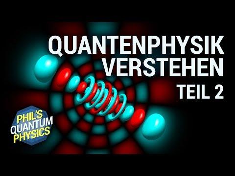Quantenphysik einfach erklärt! Atom, Orbital, Spektrum, Elektronen | Phil's Physics