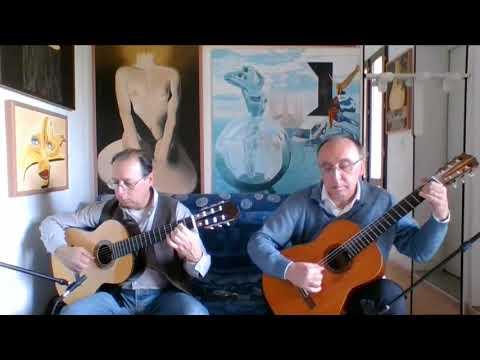 Bruno Laudato B. Laudato dos guitarras Bologna musiqua.it