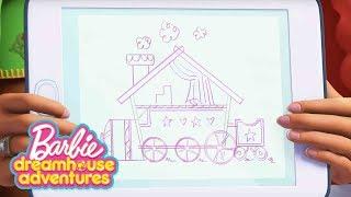клубный дом 🏡 Barbie Россия 💖мультфильмы для детей