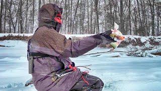 Рыбалка в новый год