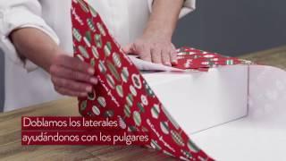 Cómo envolver un regalo pequeño