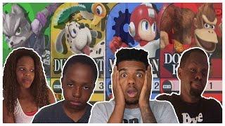 HOLOGRAPHIC CHARIZARD!! - Super Smash Bros. Wii U Gameplay