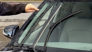 Time to Upgrade to Modern Wiper Blades