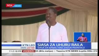 Siasa za Uhuru-Raila zazua mdahalo nchini