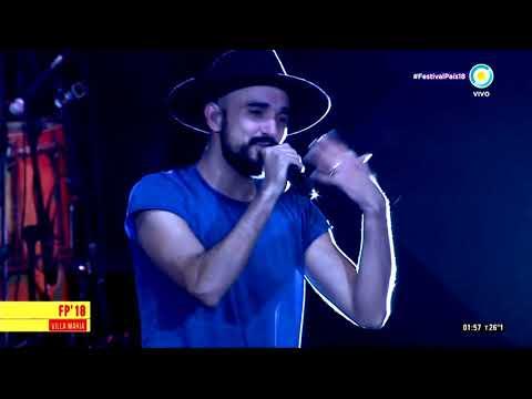 Abel Pintos - Tu Voz + Cuantas Veces [En Vivo]