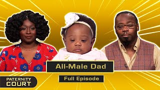 All-Male Dad: Man Claims He Can Only Produce Male Children (Full Episode)   Paternity Court