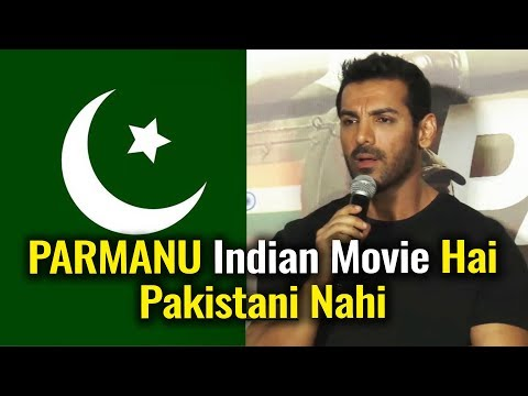 Download John Abraham BEST Reply To Release PARMANU Movie in PAKISTAN HD Mp4 3GP Video and MP3
