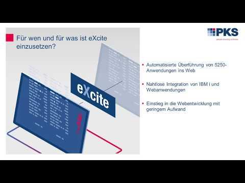 eXcite - Einführung