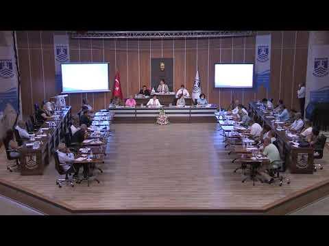 BODRUM BELEDİYESİ AĞUSTOS AYI OLAĞAN MECLİS TOPLANTISI - 2020