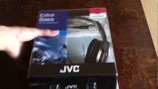 JVC HA-RX300 Bass Headphones