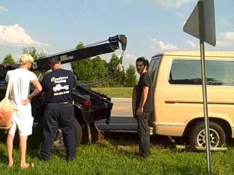 Death of a Van