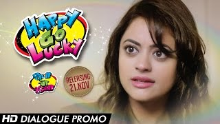 "Happy Go Lucky - ""Harish Verma"" Funny Dialogue Promo 