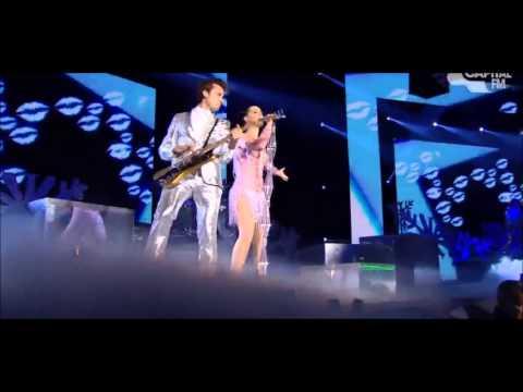 Katy Perry - I Kissed A Girl (Capital FM Live Jingle Bell Ball 2013)