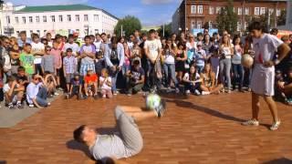 """Роман Мухаметчин vs Александр Сафронов - 1/8 finale - """"BALL U 2012"""""""