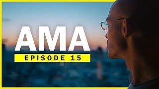 How to Know When It's Time to Hire Your First Employee | AMA Episode 15