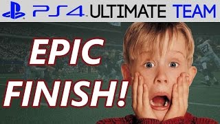 MUST WATCH EPIC FINISH!! - Madden 15 Ultimate Team | MUT 15 PS4 Budget Team Gameplay