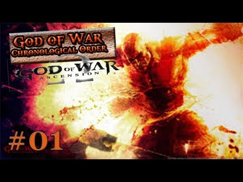 God of War Chronological Order - God of War Ascension [Playthrough/Walkthrough] Part 1 Chapter 1
