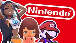 Nintendo's 2020 Was a Letdown