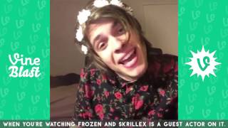 Do You Want To Build a Snowman Vines Compilation 2016