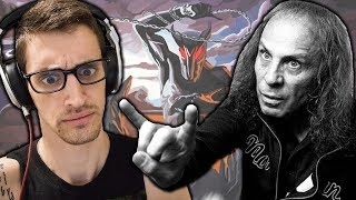 "Hip-Hop Head's FIRST TIME Hearing DIO: ""Holy Diver"" REACTION"