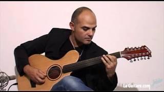 Pierre-Marie Châteauneuf - Byblos 1 - Les internationales de la guitare, 14ème salon de lutherie