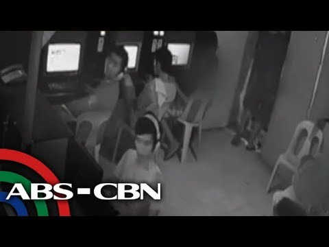 Bandila: Mga bata sa computer shop, binugbog