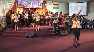 CHURCH OF PENTECOST COLUMBUS DISTRICT PRESENTS, GLORY EXPLOSION NIGHT 2016 (PENTECOST ARISE CHOIR)