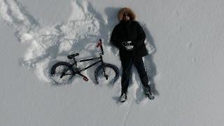 Surviving the New York Winter: BMX