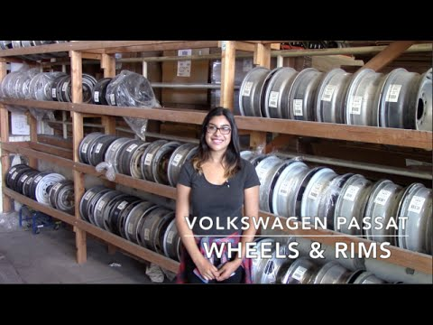 Factory Original Volkswagen Passat Wheels & Volkswagen Passat Rims – OriginalWheels.com