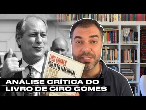 Sobre o livro de Ciro Gomes